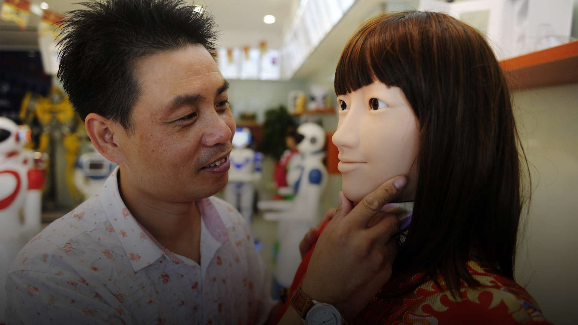 Sex Dolls Are Taking Over China Because Of Their Woman -3079