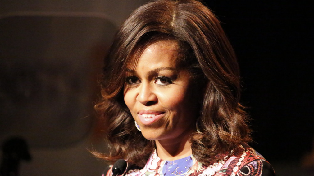 Michelle Obama is currently the world's most admired woman